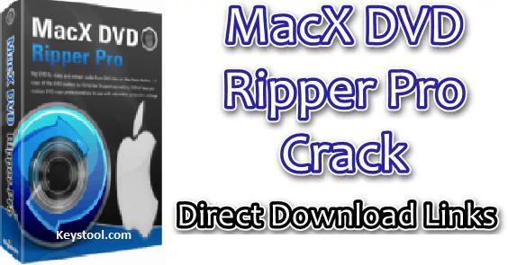 MacX DVD Ripper Crack