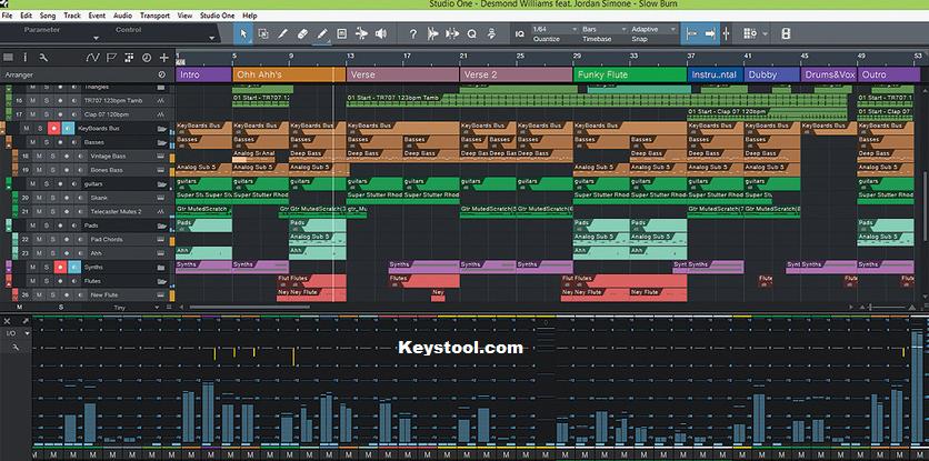 PreSonus Studio One Key