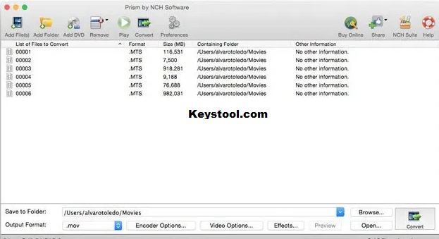 Prism Video File Converter Key