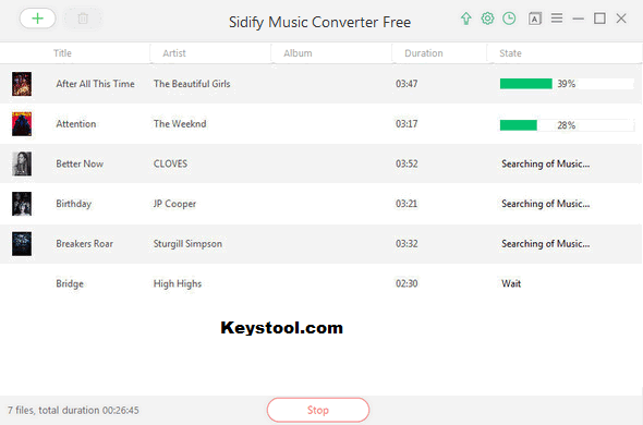 Sidify Music Converter Key