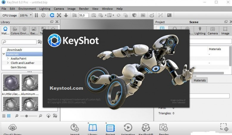 Luxion KeyShot Key