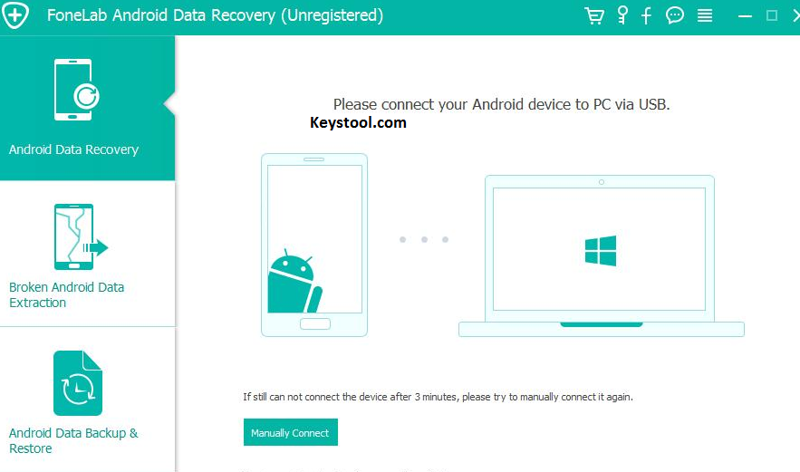 Tenorshare Android Data Recovery Key
