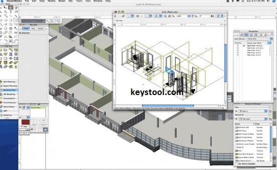 VectorWorks Key