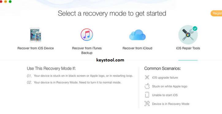 PhoneRescue Key