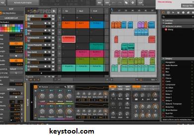 Bitwig Studio Key
