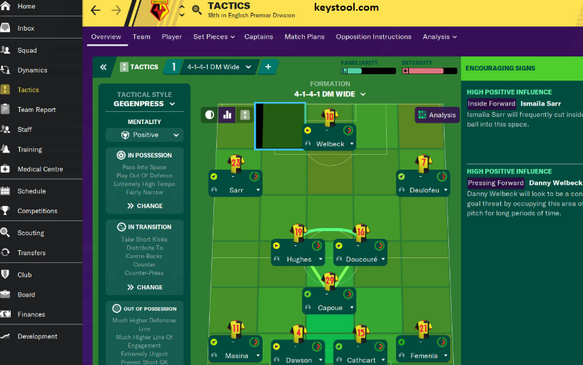 Football Manager Key